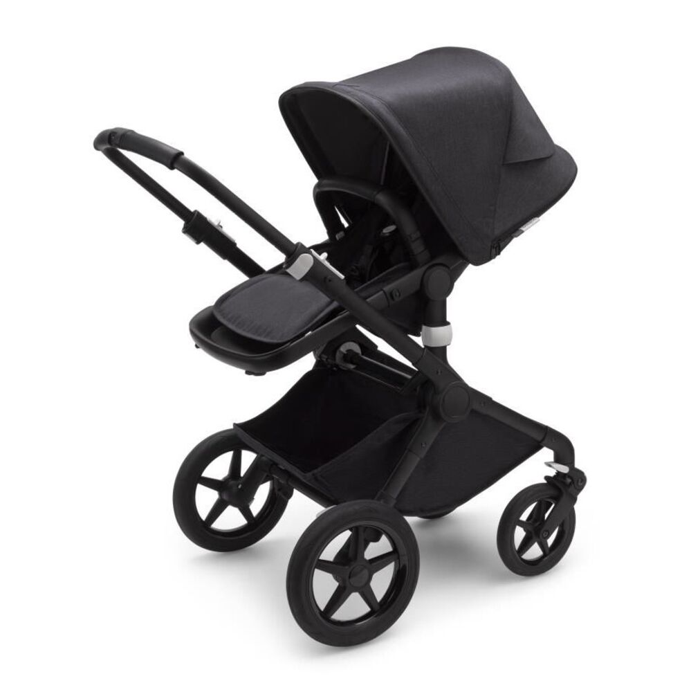 Image of Bugaboo Fox2 Mineral Complete Duovogn - black/washed black (fd9a146a-fcdc-4a18-926b-00b92fb9e868)