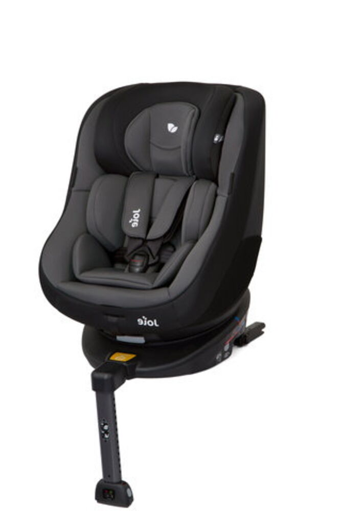 Image of Joie Spin 360 autostol, Ember (0cdfb021-06a8-4247-b7e3-4f484491e383)