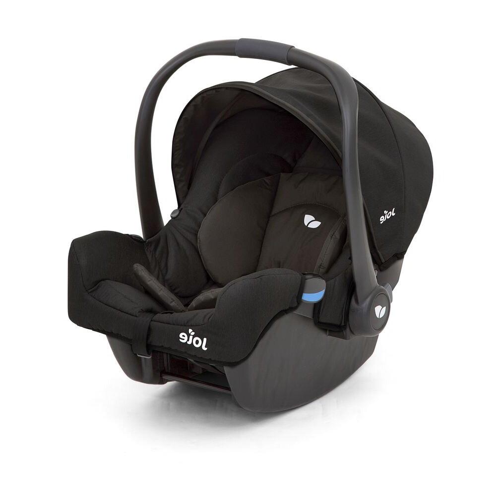 Image of Joie Gemm babyautostol, Ember (8ea15db5-3056-45f0-8209-dfdd173aa048)