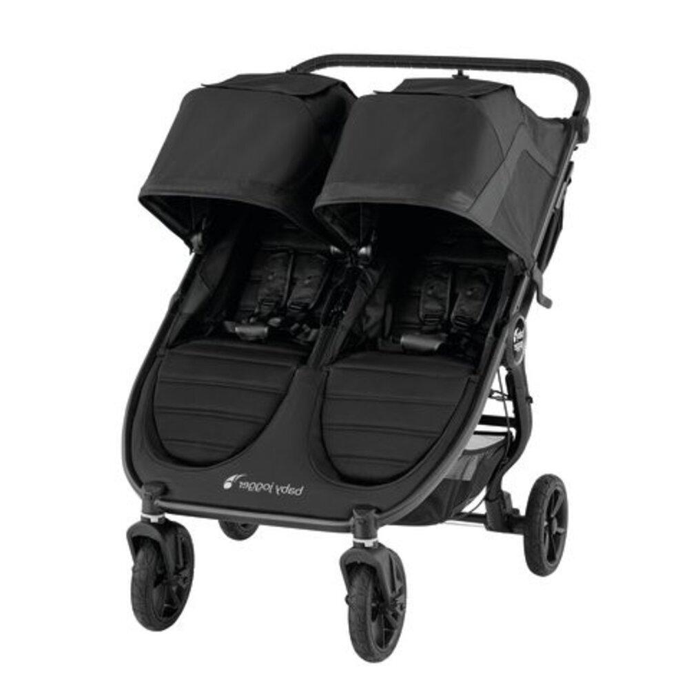 Image of Baby jogger City Mini GT 2 Double - jet (cc92e14f-ea6c-4aaf-8b40-0dd19550fc21)