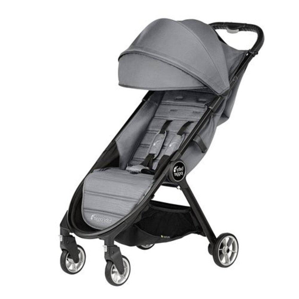 Image of Baby Jogger City Tour 2 Klapvogn - slate (23803a95-450b-4d15-b26c-a6ec04ed5f86)