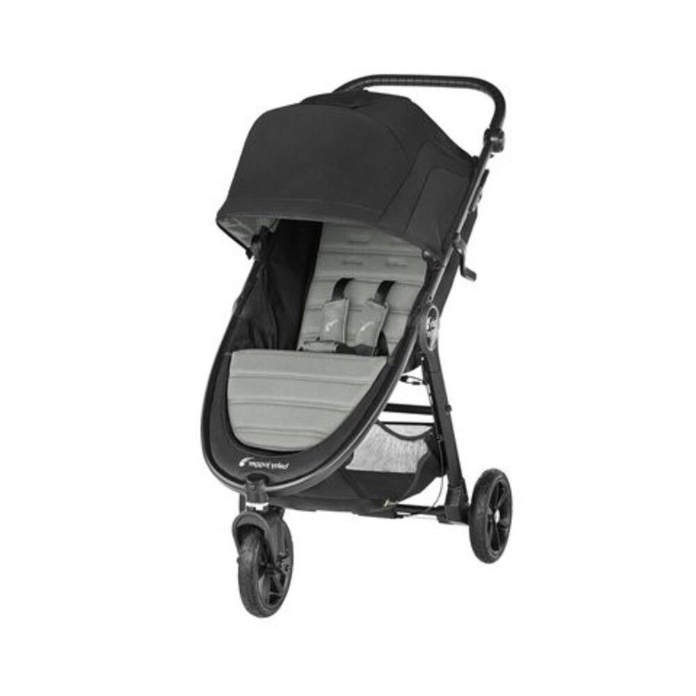 Image of Baby Jogger City Mini GT 2 Klapvogn - slate (092f11b0-21e3-40ae-b4a8-d3ca2de020b6)