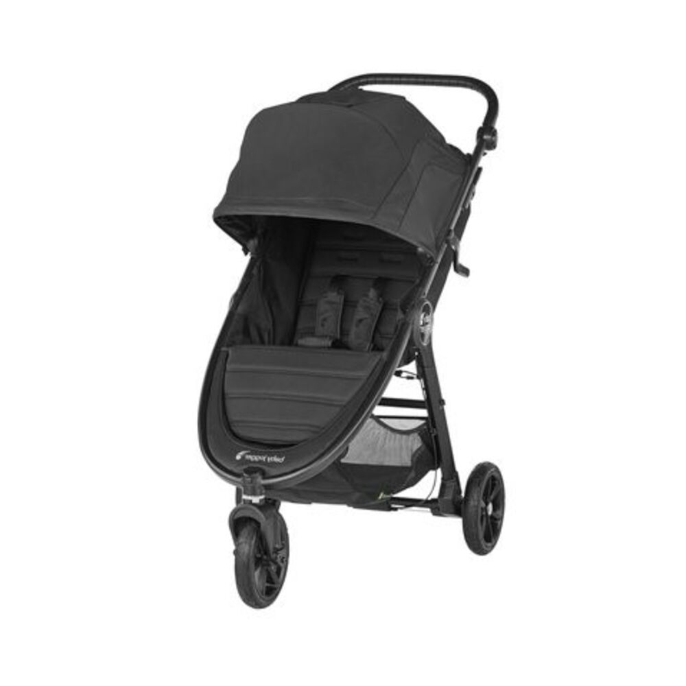 Image of Baby Jogger City Mini GT 2 Klapvogn - jet (0a5c0aa8-ed98-4ea6-8773-cee8389d418e)