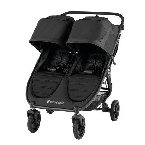 Baby jogger City Mini GT 2 Double - jet
