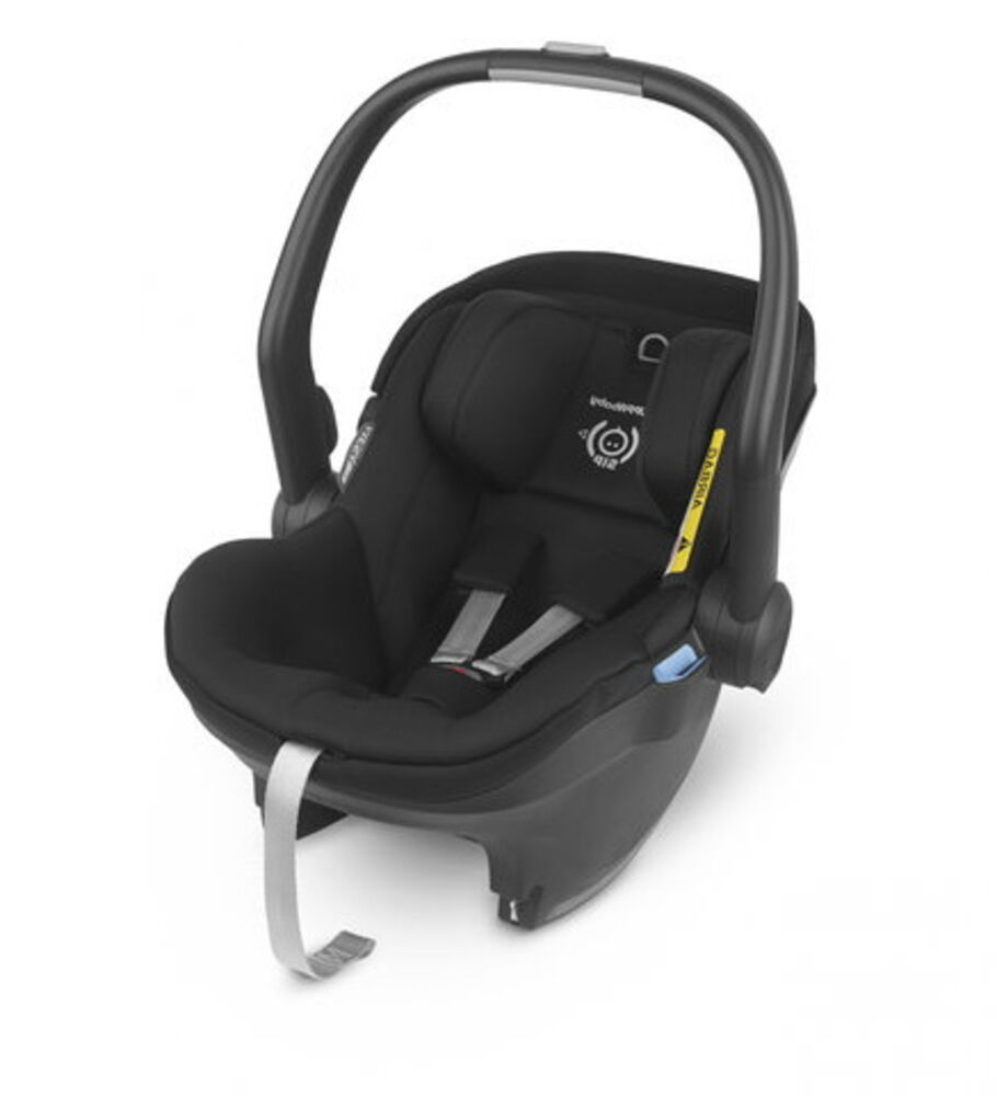 Image of UPPABABY Mesa i-size babysutostol, Jake charcoal (cceefbf9-2308-4a35-a774-739aa1876947)