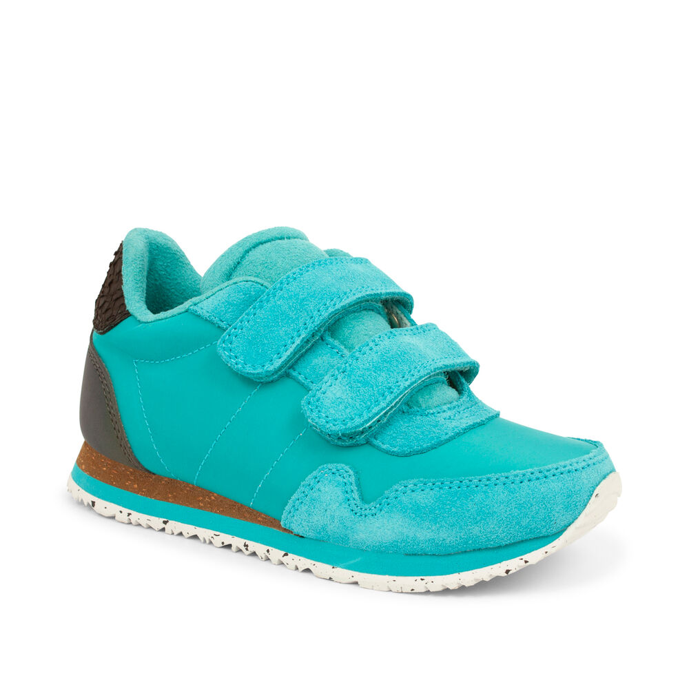 Image of Woden Nor suede sneakers - 762 (53da6467-326c-4499-b8a2-c65138bb999f)