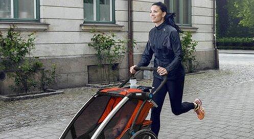 løb med dit barn