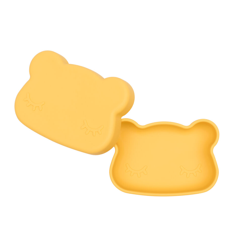 Image of We Might Be Tiny Snackboks, Bjørn, Gul (f10ae627-b97b-4791-b6cc-81041be1414a)