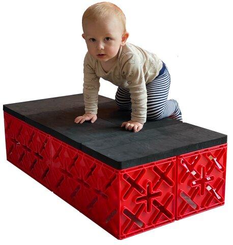 X-block Soft Top large 25 stk