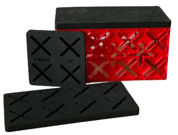 X-Block Soft Top - small, 10 stk