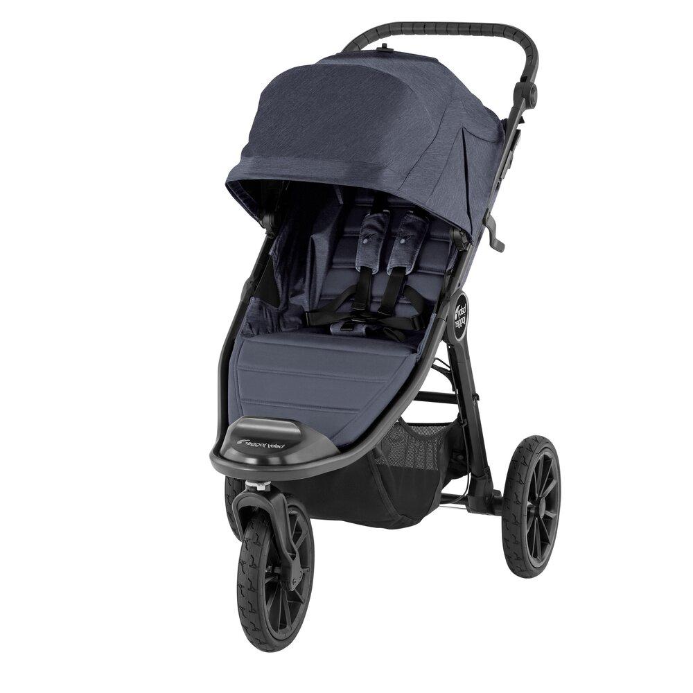 Image of Baby Jogger City Elite 2 Klapvogn - carbon (5491613d-36d7-4522-a5ec-a0854c847ff8)