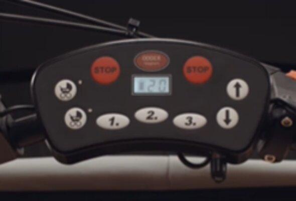 Magnetnøgle til motorvogn