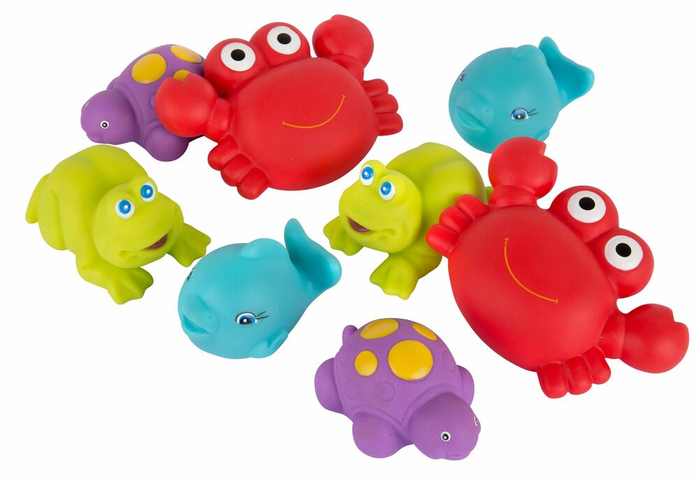 Image of Playgro Floating Sea Friends (ca4706fe-5e41-40b0-a844-f76c72d03a5d)