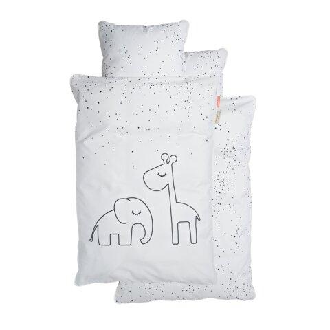 Baby Sengetøj, Dreamy Dots Hvid