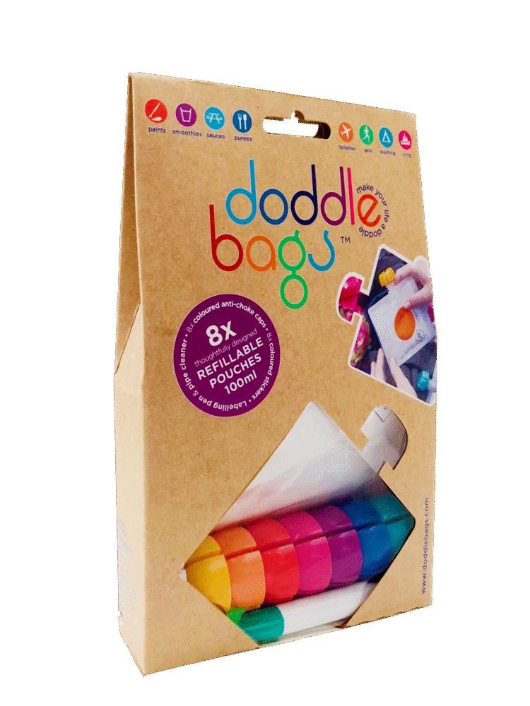 Image of Doddle Bags Doddlebags 8 stk. (1f1641f1-3902-4e24-aaa4-af096517b162)