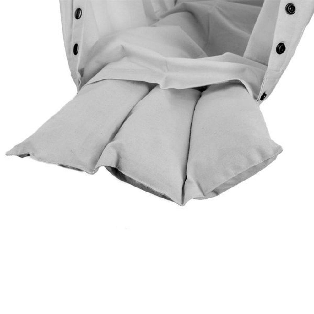 NONOMO Madras uld - grå