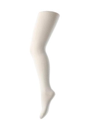 Basic Strømpebuks - White 01