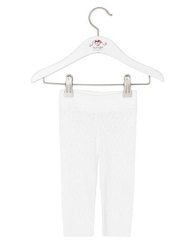 Leggings - Hvid
