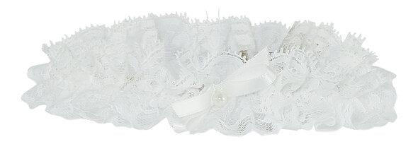Dåbs Pandebånd - Ivory