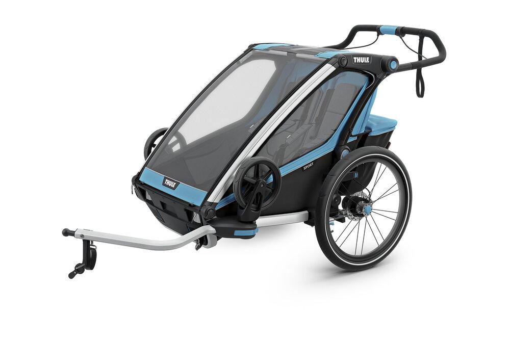 Billede af Thule Chariot Sport 1 Cykelanhænger - blue