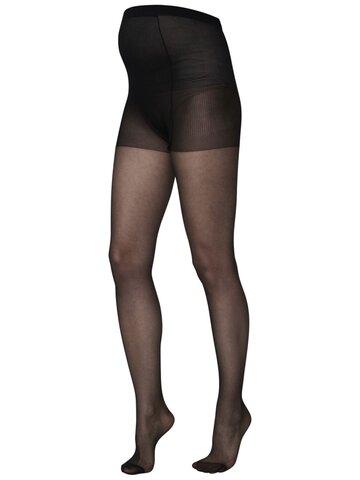 Malou Strømpebukser 2-Pak - Black