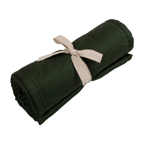 Bedbumper thin Dark Green
