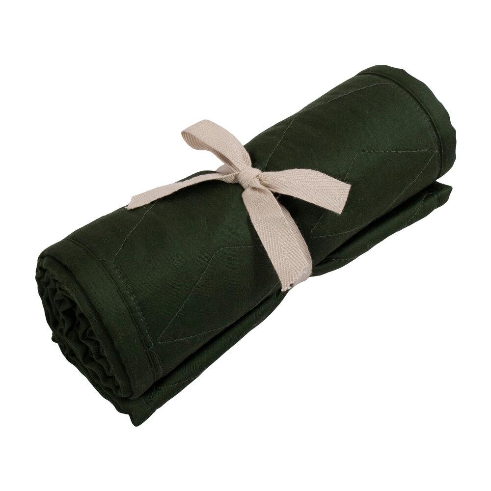 Filibabba Bedbumper thin Dark Green
