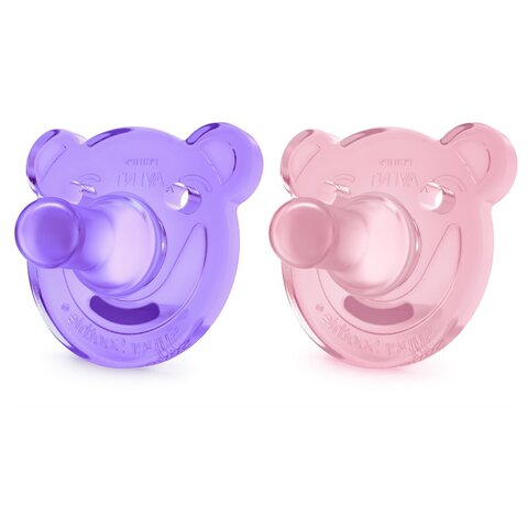 Sut Shapes 3+2-pack,pink/lilla