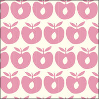 Småfolk Stofble - apple sea pink
