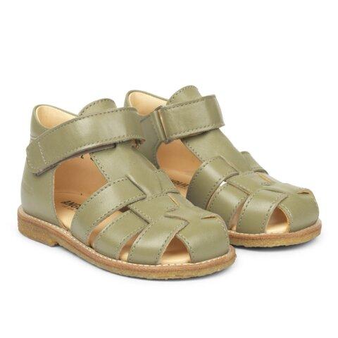 Begynder sandal med velcrolukning - 1603