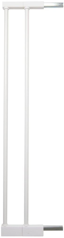 Image of BabyDan 2 Forlængere Til Gitter Extend-A-Gate - hvid (a3f7e5d3-002b-4485-b5a9-1f3c1e60924d)