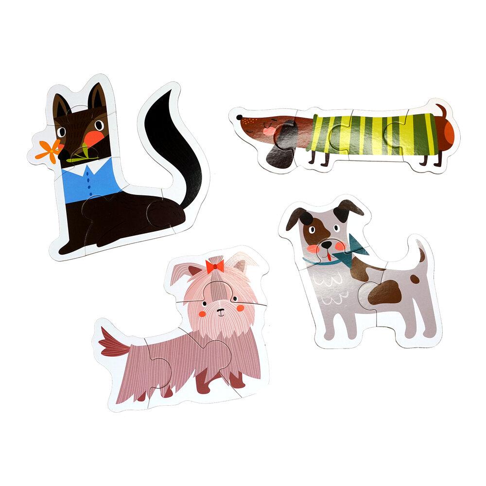 Image of Barbo Toys Hund - Deco Puslespil (34f18d83-e053-44d0-88b0-0af7f2730429)