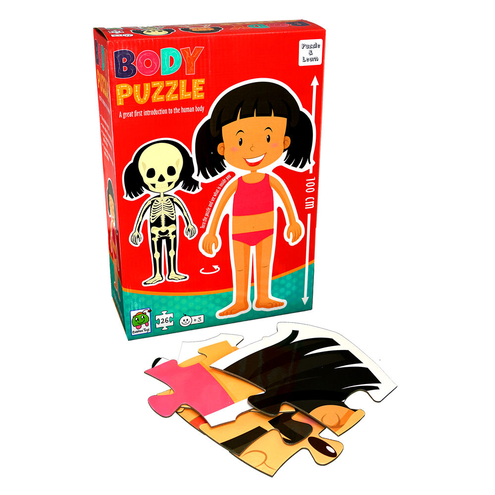 Image of Barbo Toys Kropspulsspil -PIGE (bf6aaa23-fac0-4a8b-8997-0f2c4176cd96)