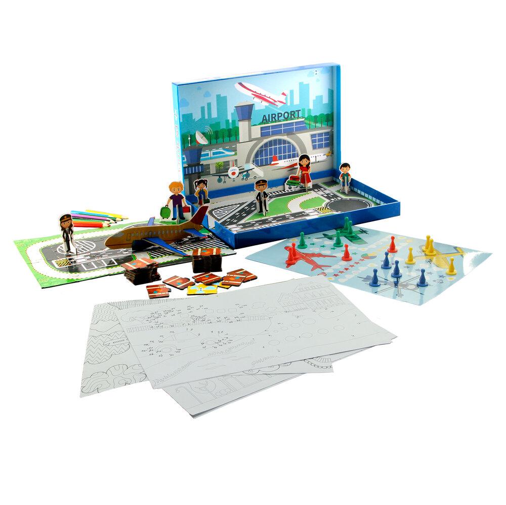 Image of Barbo Toys Aktivitetssæt - fly (faf0da1e-1e95-489f-b67d-8862e87e3a3e)
