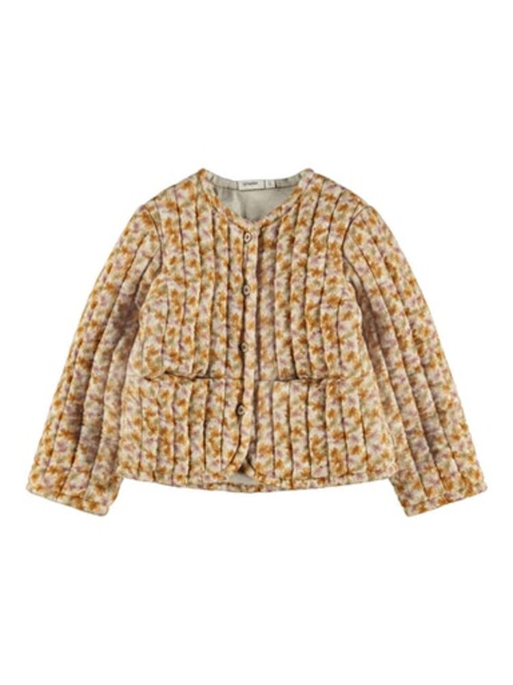 Lil' Atelier Galla short loose jacket - TURTLEDOVE