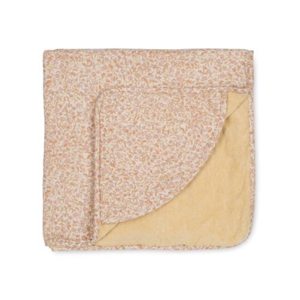 Image of That´s Mine Badehåndklæde med hætte - mini flower (64b4d65a-3757-49d4-973c-17eb80e2962d)