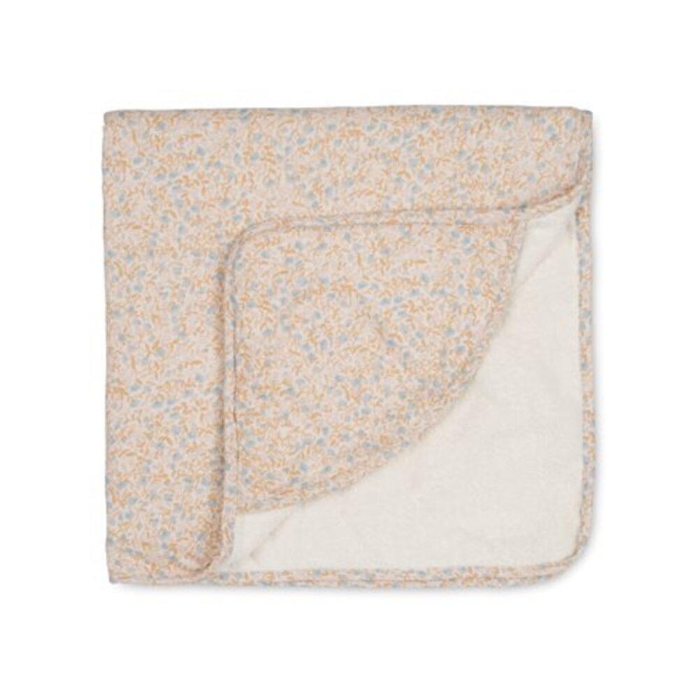 Image of That´s Mine Badehåndklæde med hætte - mini flower blue (85938817-87ea-4a72-b080-74179ef94a58)