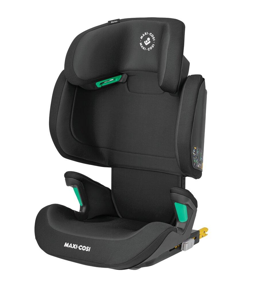 Image of Maxi-Cosi Morion autostol, Basic black (a63cbe2f-b429-4716-a708-25be894350dd)