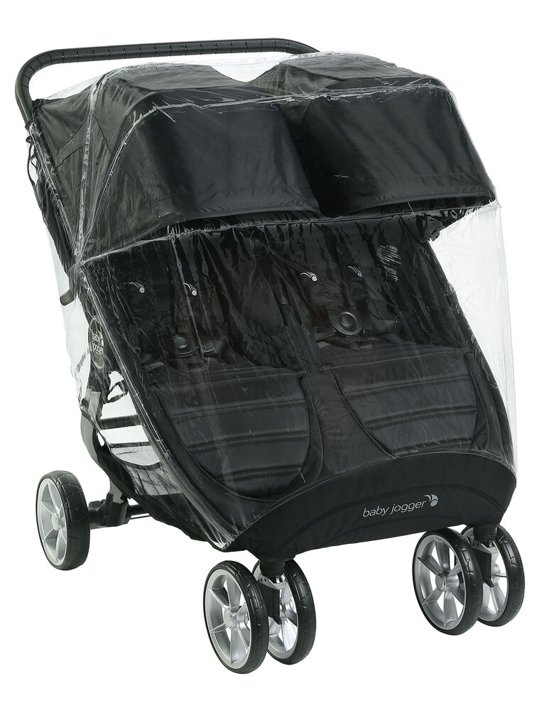 Image of Baby Jogger Regnslag City Mini GT 2 double (a16010b3-557e-4c76-9012-44833505fab4)