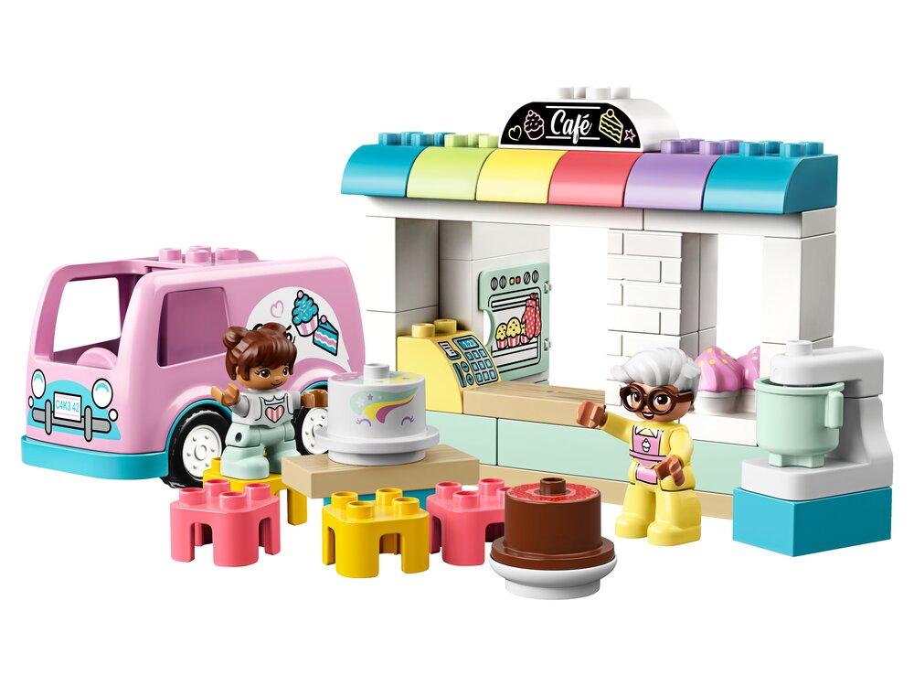 Image of LEGO Bageri (2daf5e65-111f-4368-a8a4-a5bd83027c0d)