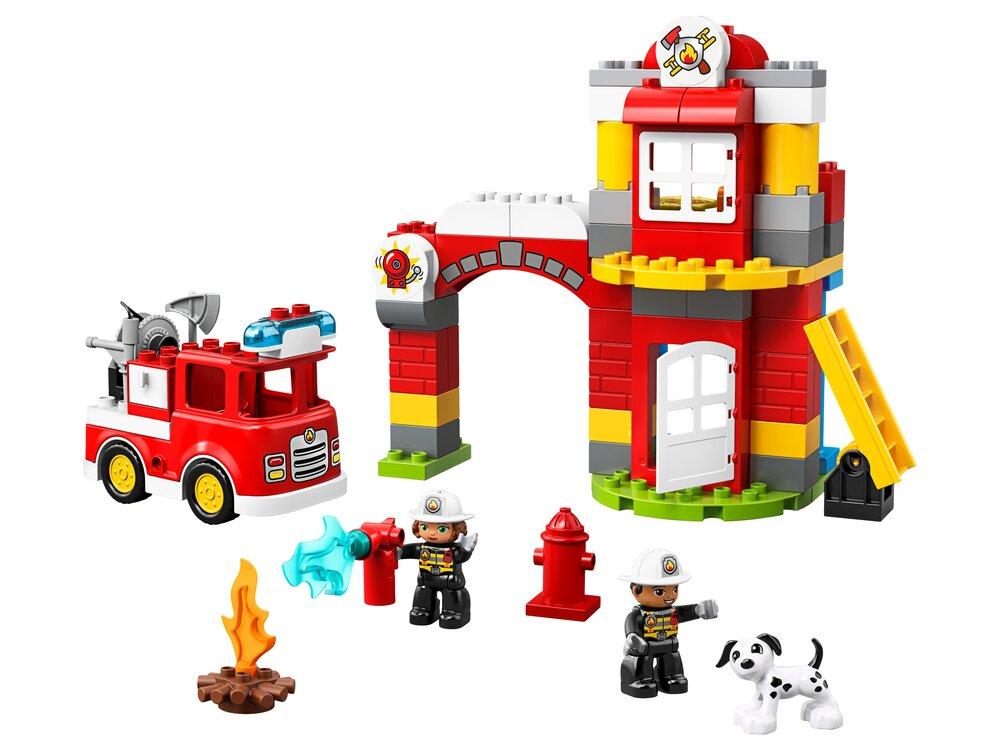 Image of LEGO Brandstation (e33039f6-398b-4d59-8fdb-fd626e8398bb)