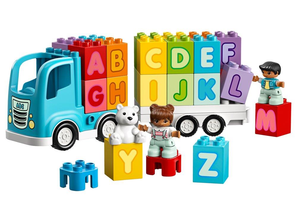 Image of LEGO Alfabetvogn (21392b80-3563-4920-813e-df888b6db364)