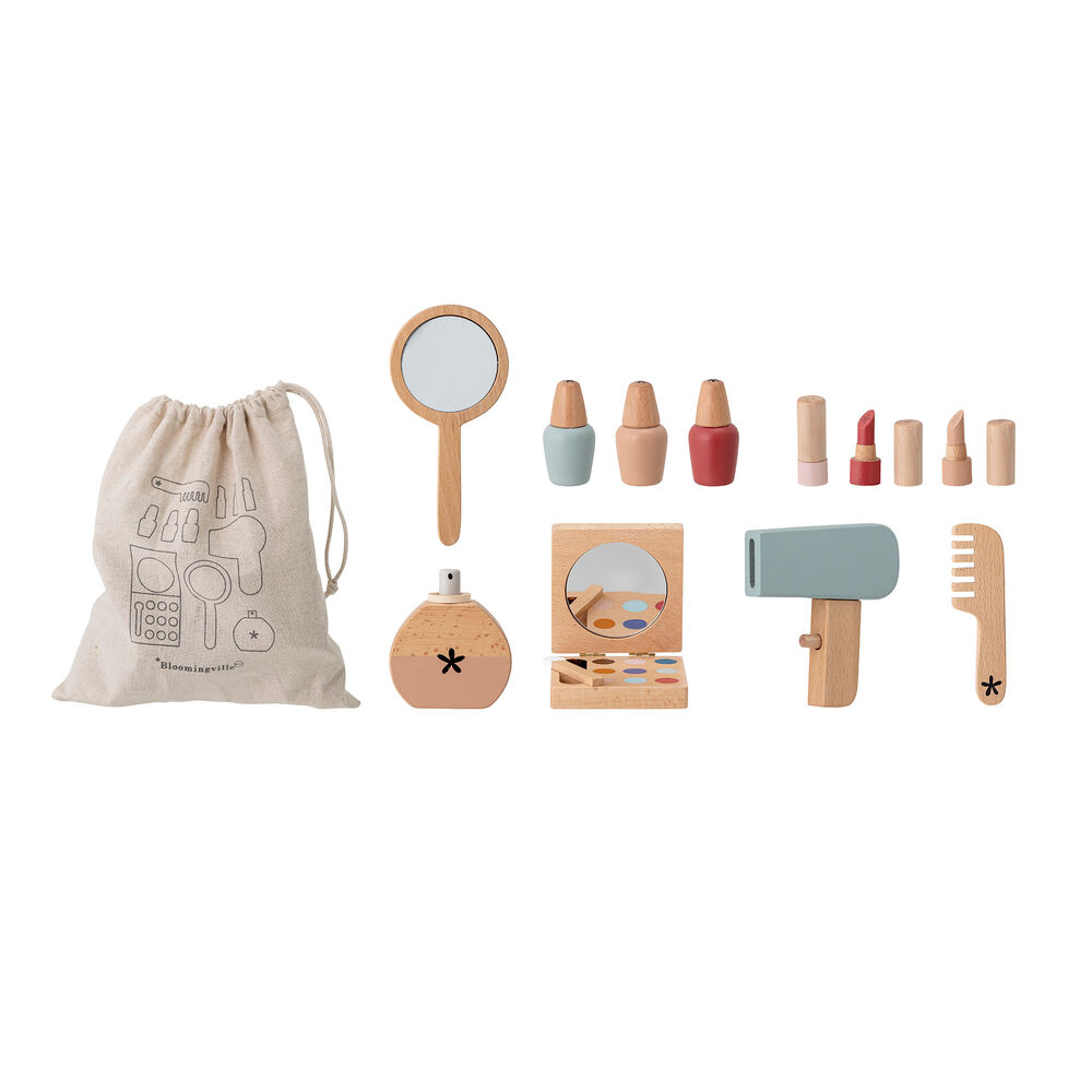 Image of Bloomingville Daisy Toy Make-up set, Multi farvet (ed8cc5af-a88b-40ad-952f-42a78c4abcee)