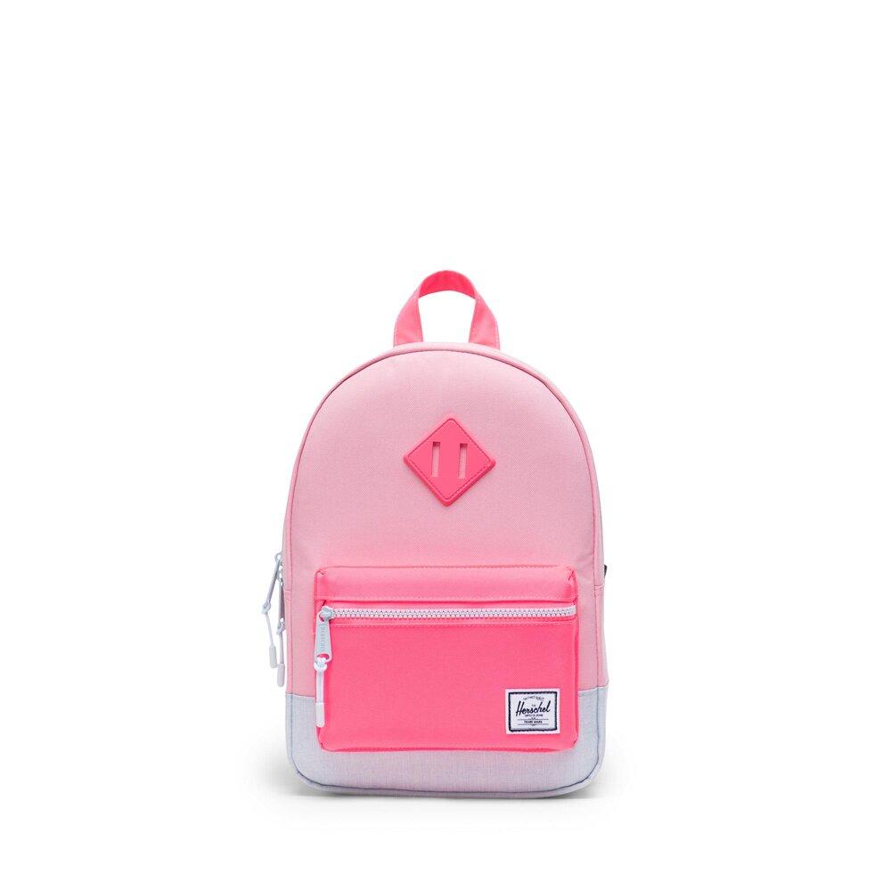 Image of Herschel Heritage Kids-Peony/Neon Pink/Ballad Blue Pastel C (a48ef088-c9b1-41be-9be5-638340f42f44)