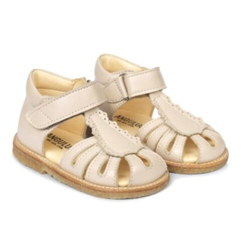 Begynder sandal med velcrolukning - 1432