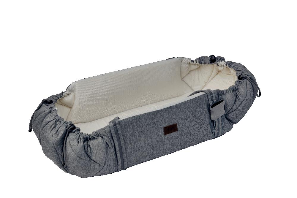 Image of Najell Sleep carrier morning grey volume 2 (f89d8662-790d-4fd3-b88b-79b714d2eb3a)