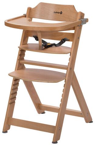 Timba højstol - natural wood