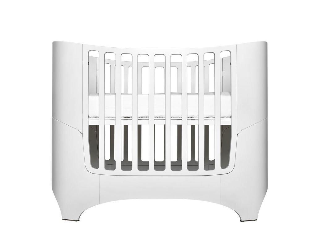 Image of Leander Classic™ Babyseng Hvid inkl. madras (b6559cdc-44f4-45ec-8cb0-5b9cd0cac0a7)