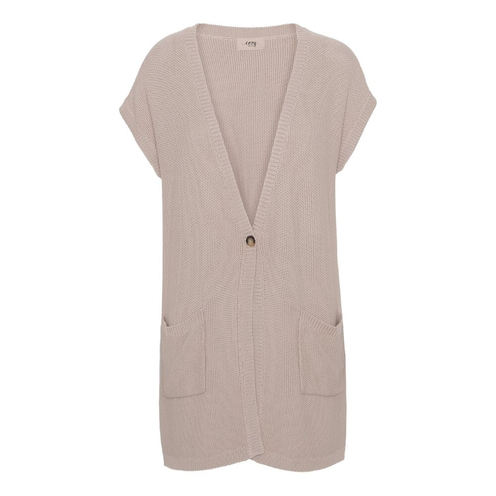 COZY BY JZ Casual chic vest - 30