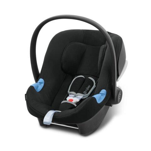 Aton B i-Size babyautostol, Volcano black
